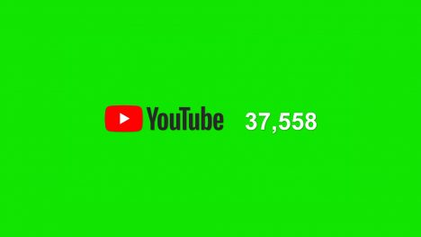 YOUTUBE Subscribers Counter – 3D Animated