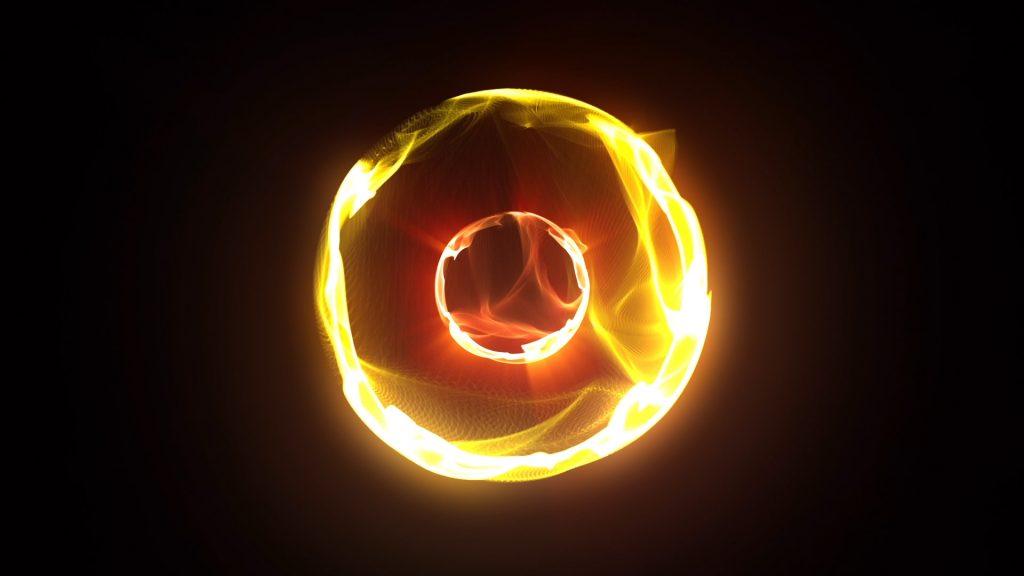 Energy Plasma Ball – 3D Model Animated