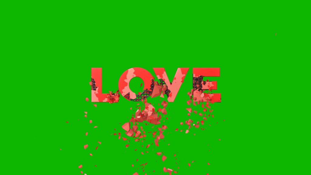 Love Destruction – 3D Model Animated