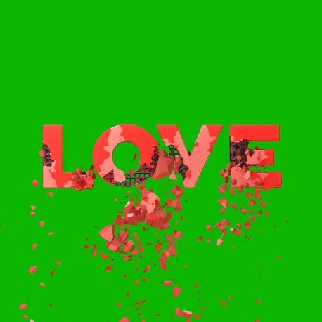 Written Love Destruction PixelBoom
