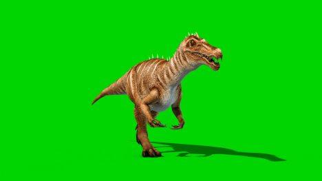 Baryonyx Dinosaur – 3D Model Animated