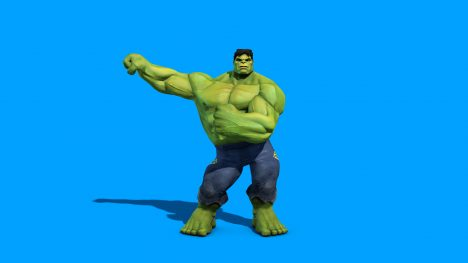 HULK MegaPack DANCES – Animations