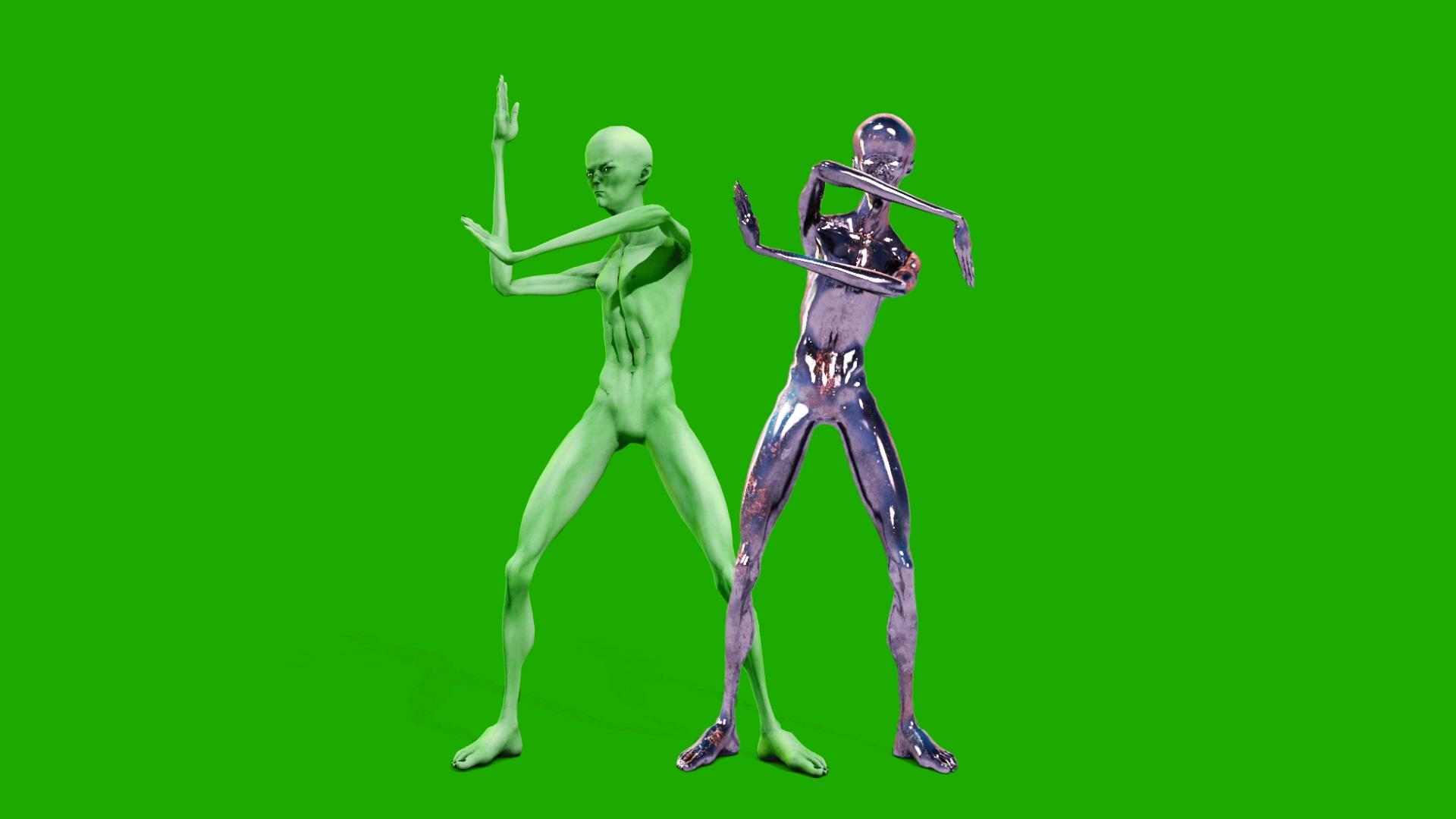 3d animation alien 2 6