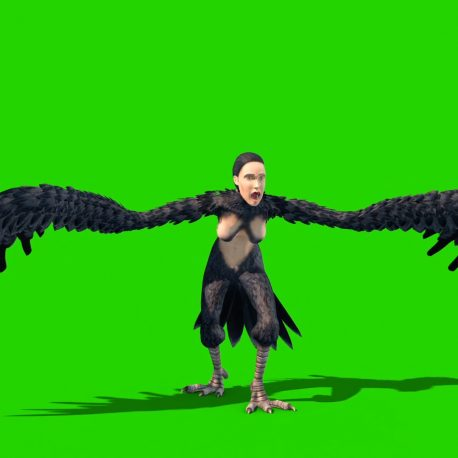 Harpy Mythological Monster PixelBoom