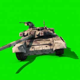 Tank Animated Tracks PixelBoom