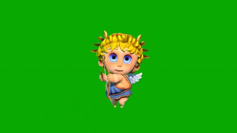Cupid Valentine's day – 3D Animation