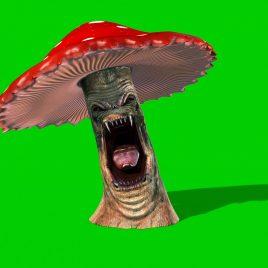Mushroom Monster PixelBoom