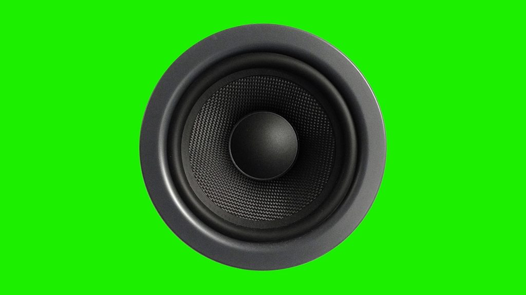 Audio Music Speakers – 3D Model Animated