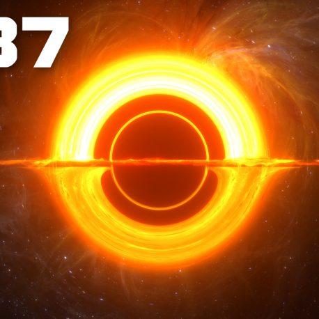 Miniatura Black Hole 4K M87 Sagittarius-A PixelBoom