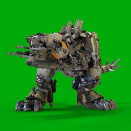 MechREX Robot 3D Animation PixelBoom
