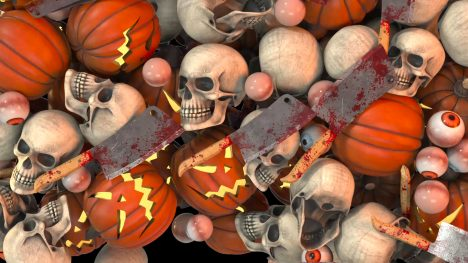 Halloween Transitions – 3D Model
