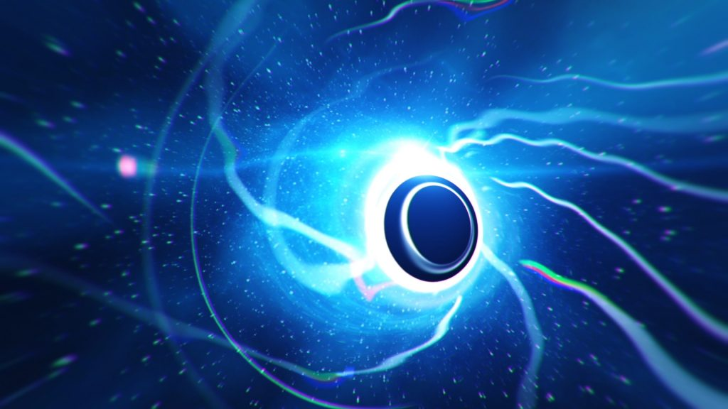 Black Hole Energy – 3D Model Animated