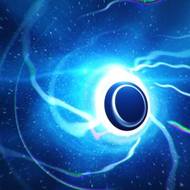 Black Hole Energy Attractor PixelBoom