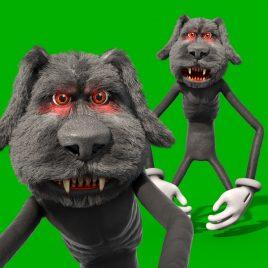 Cartoon Ben – 3D Animation